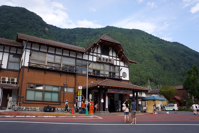 JR奥多摩駅
