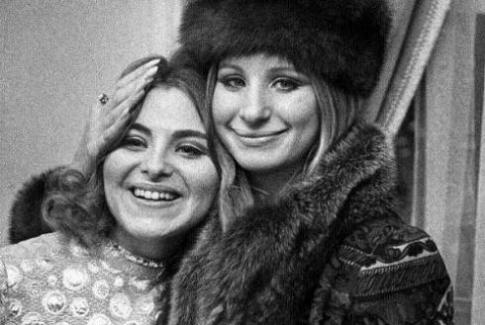 Roslyn Kind, Barbra Streisand, 1969
