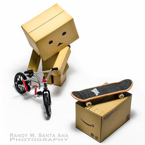 Danbo Thinking Of Moving To Something More Radical.