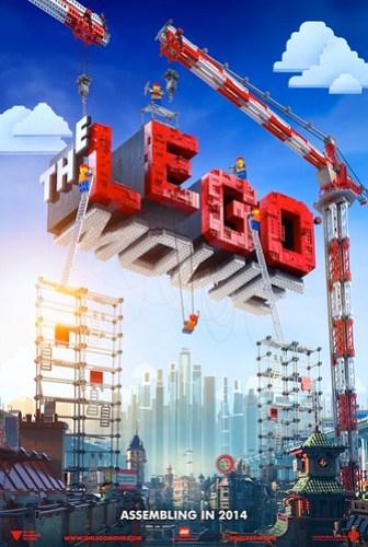 Estrenos del 2014 – Primer trimestre -Lego