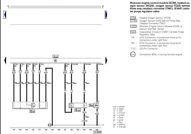 map sensor pigtail wiring diagram  1971 karmann ghia wiring