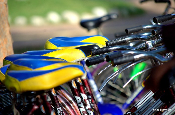 cycles for rent Hyderabad Zoo