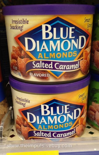Blue Diamond Salted Caramel Almonds