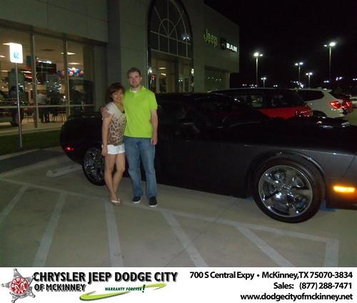 Happy Birthday to Yang Long from Ferguson Joe and everyone at Dodge City of McKinney! by Dodge City McKinney Texas