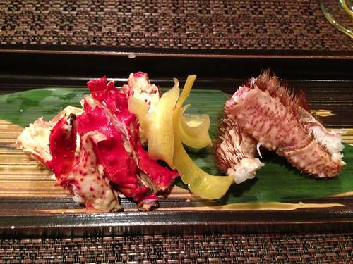 Hanasaki Crab, Kegani (Hairy Crab)