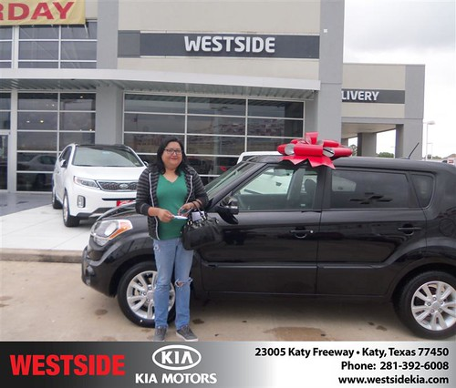 Happy Birthday to Alexis M Sanchez from Suliveras Wilfredo and everyone at Westside Kia! #BDay by Westside KIA
