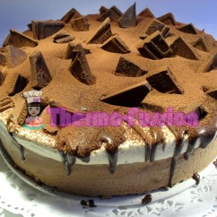 Kitchen Air Wall Mount Faucet Tarta Mousse De Chocolate Y Crema Vainilla Thermomix ...