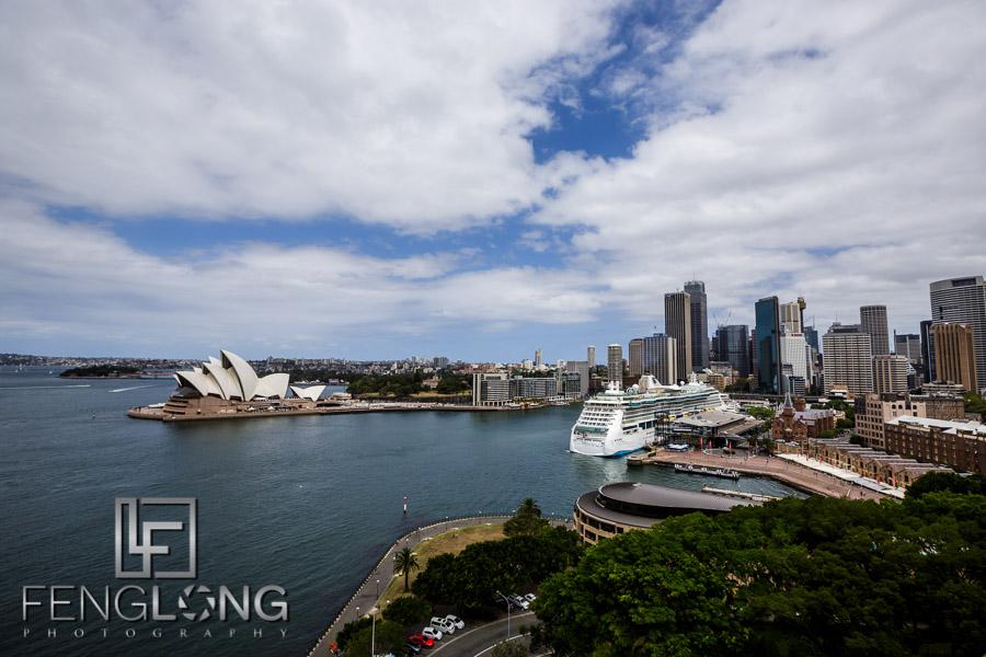 Syndey Opera House Circular Quay