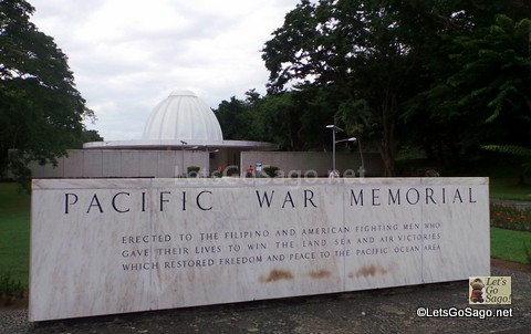 Pacific War Memorial (Freedom Park)