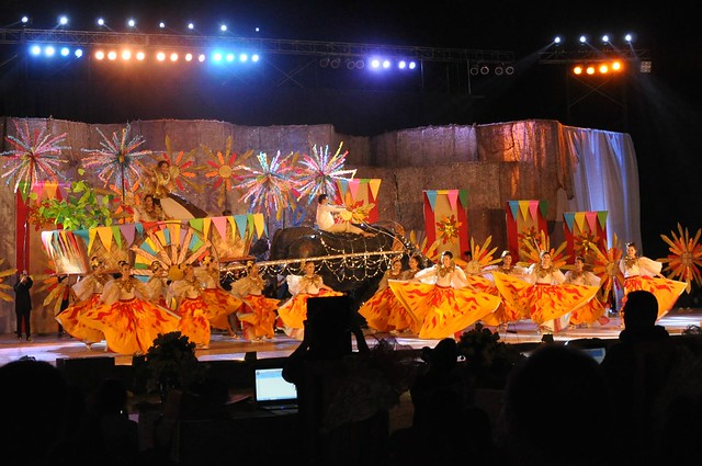 Laoag City Pamulinawen Festival  at Tan-ok