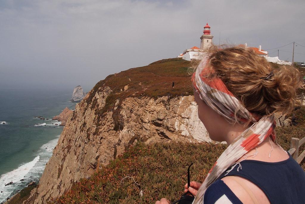 Cabo da Roca – Euroopan reunalla Portugalissa