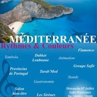 Le CCMA vous invite à célébrer la Méditerranée avec ses Rythmes et Couleurs !