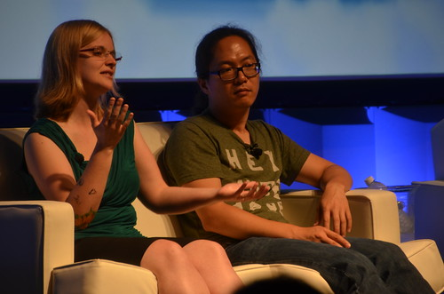 Sarah Sharp, Intel - Tejun Heo, Red Hat