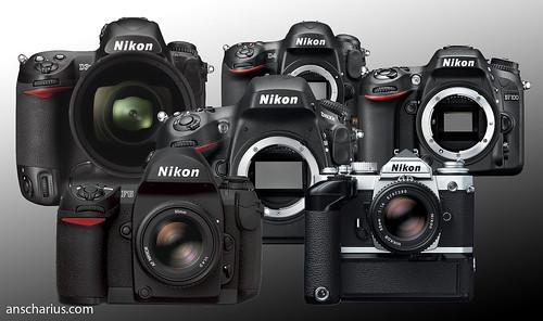 Nikon - Wallpaper