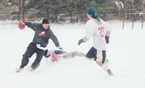 Turkey Bowl 2013