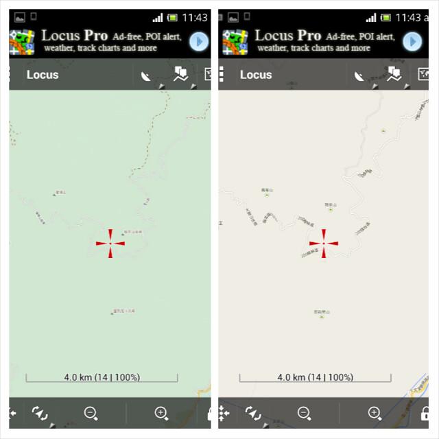 Set4 - OSM vs Google Map