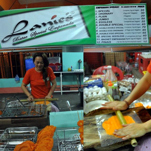 Lanie's Empanada, Batac, Ilocos Norte