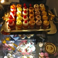 La plus petite pâtisserie…