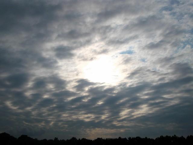 Siebenschläfermorgenhimmel