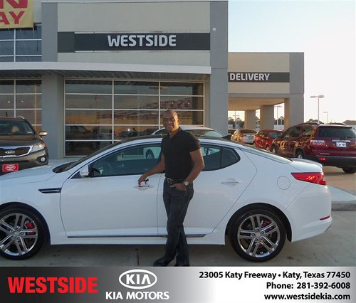 Happy Birthday to Alton Carrington  from Moore Jerry and everyone at Westside Kia! by Westside KIA