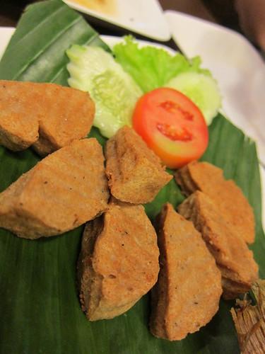 Thai Sausage@Som Tam