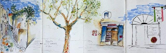 Sketchcrawl 19/10/2013 matin