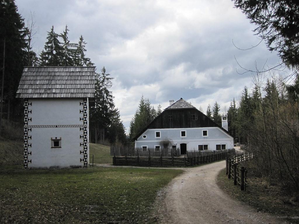 Bauernhaus in Salzburg Freilichtmuseum