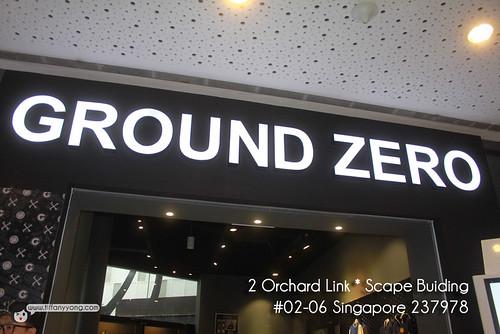 ground zero scape