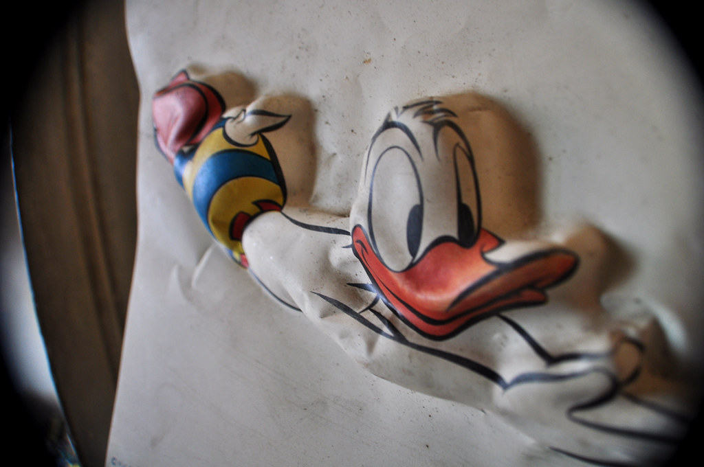 Donald detail