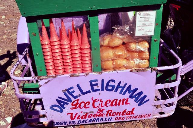 Ice Cream ans Videoke Rental