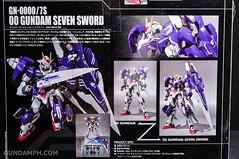 Metal Build 00 Gundam 7 Sword and MB 0 Raiser Review Unboxing (6)