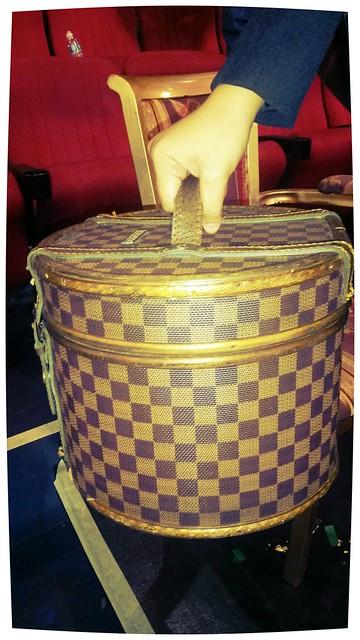 Mutya's crown bag