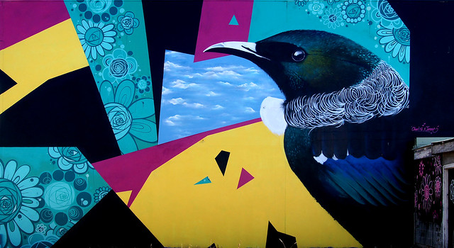 """""""Tui"""" by Charles & Janine Williams"""