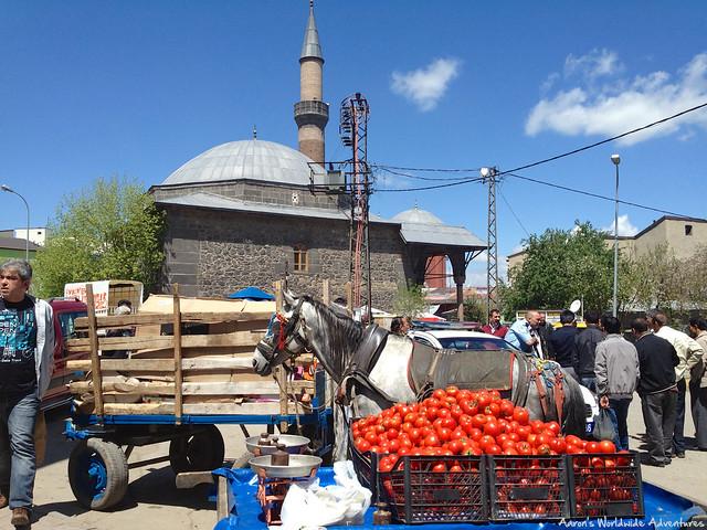 Erzurum Street Scene