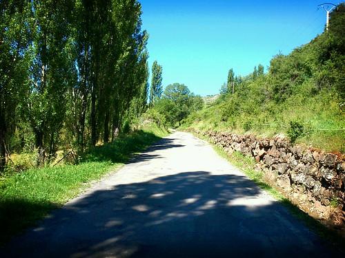 Per la vella carretera de França by Marc Lecha