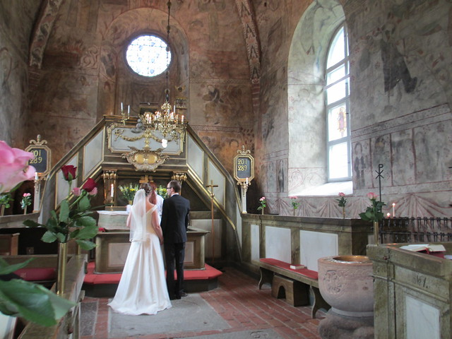 Emma & Johannes bröllop