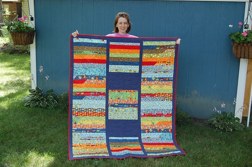 Oliver's quilt 2013 - DONE!