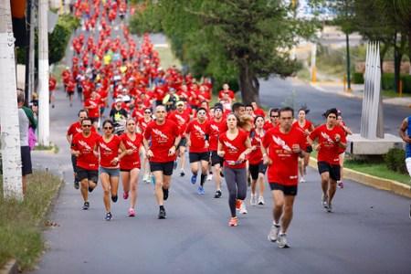 Carrera Nike We Run Guadalajara 2013