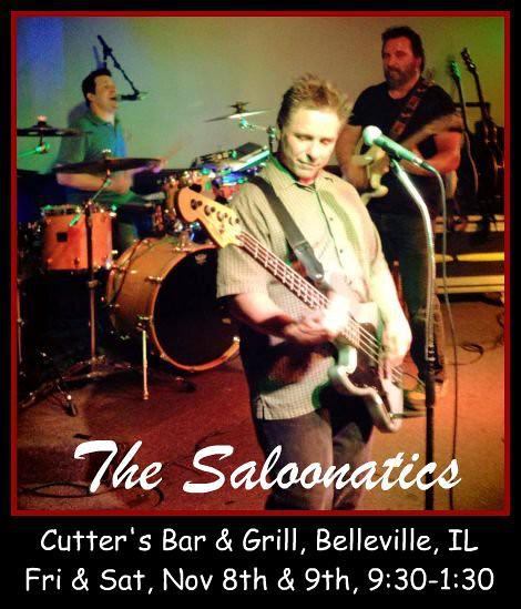 The Saloonatics 11-8, 11-9-13