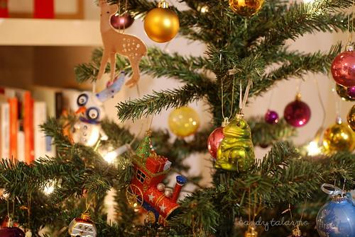 Merkityksellisiä joulukoristeita