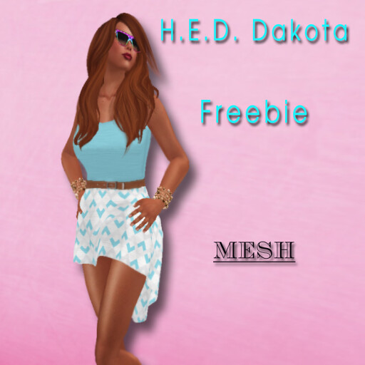 H.E.D - FabFree Designer of The Day
