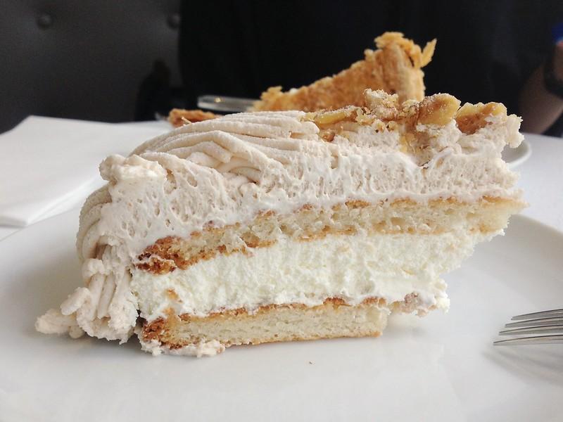 Royce Chestnut Cream Cake