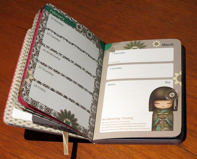 Kimmidoll 2014 Diary
