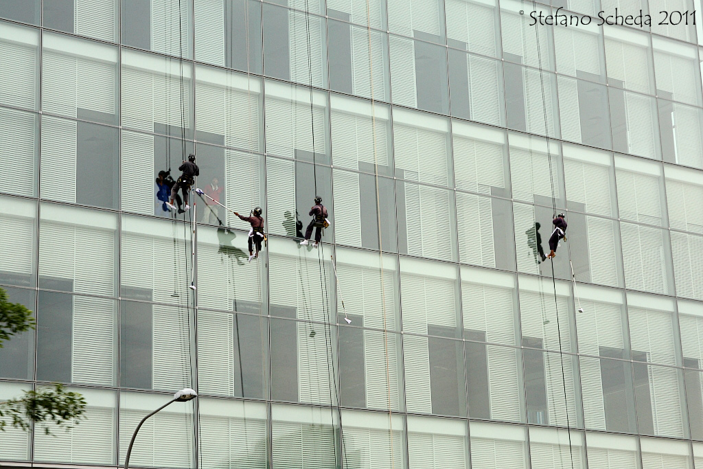 Window cleaning - Singapore