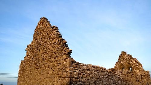 Warmed ruins