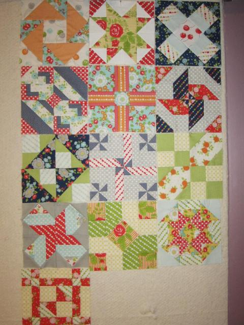 Virtual Quilting Bee 082513