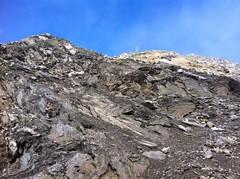 Gipfel in Sicht, Wilde Kreuzspitze 3.132m