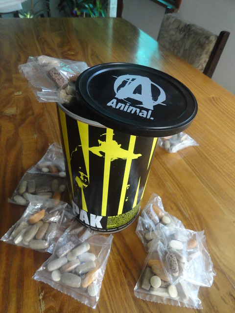 Animal Pak Bodybuilding and Fitness supplement 5