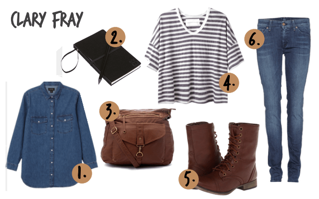 Clary Fray style
