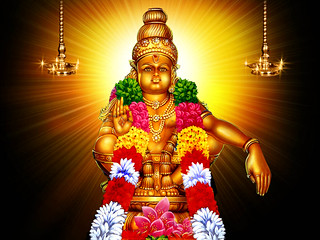 Lord Ayyappa- 8-1024 x 768